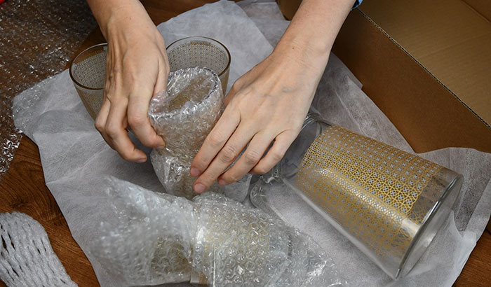 5 Professional Tips To Packing Fragile Items