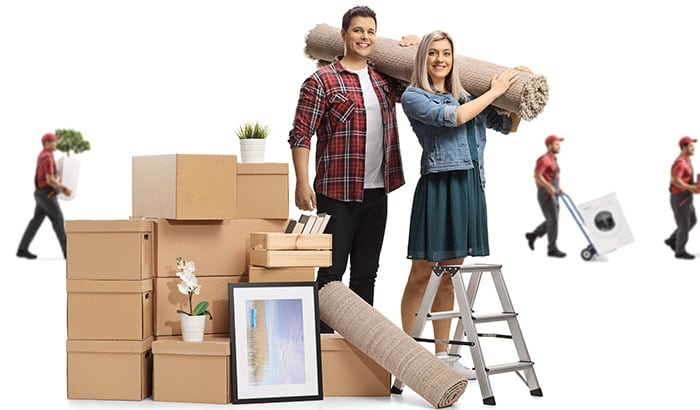 The 5 Benefits of Hiring a Full-Service Moving Company